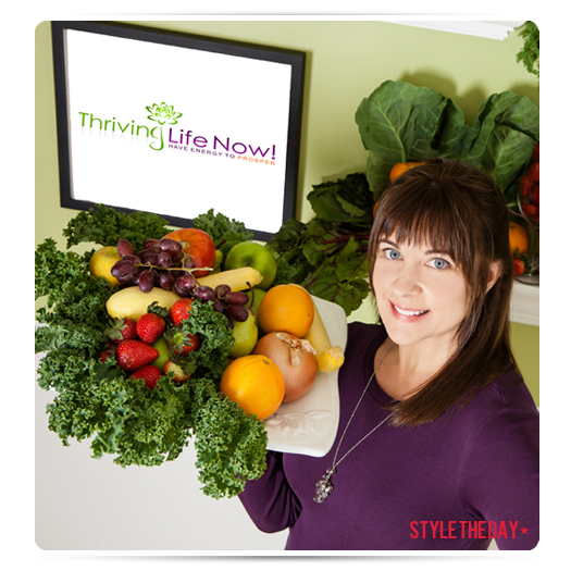 Jamee Tuttle of Thriving Life Now