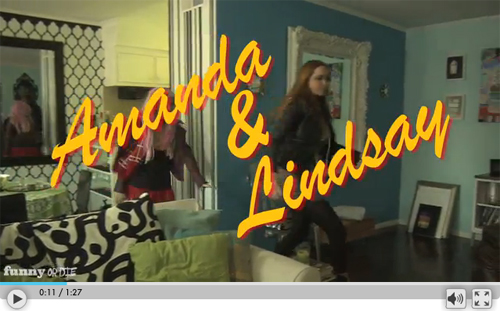 Amanda and Lindsey - Video by Jennipher Foster